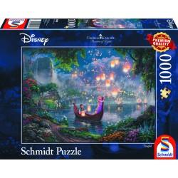 Puzzle 1'000 pièces - Disney : Raiponce