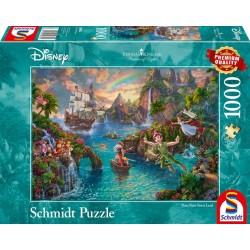 Puzzle 1'000 pièces - Disney : Peter Pan's