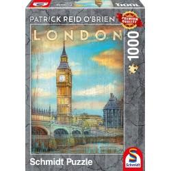 Puzzle 1'000 pièces - Londres