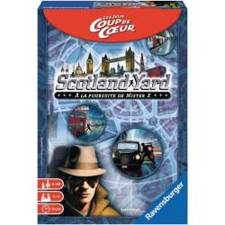 Scotland Yard A la poursuite de Mister X