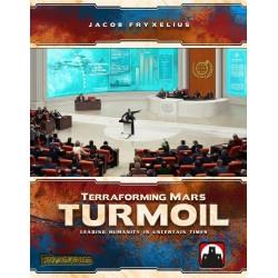 Terraforming Mars - Turmoil (Fr)