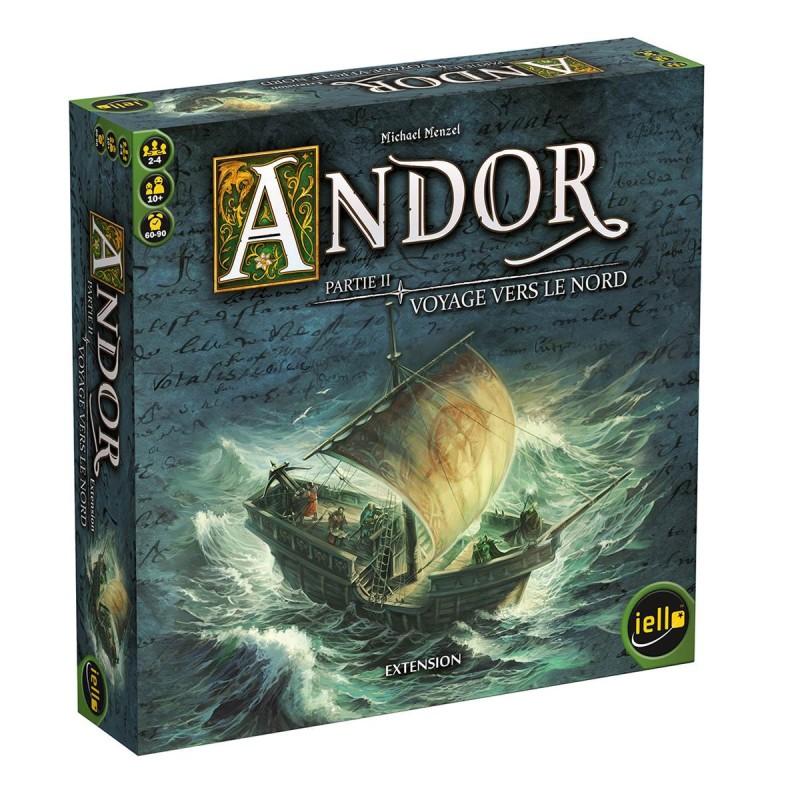 Andor - Partie 2 : Voyage vers le Nord