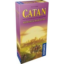 Catan - extension Barbares et Marchands pour 5 à 6 joueurs