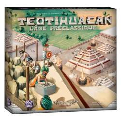 Teotihuacan - L'âge préclassique