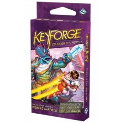 Keyforge Collision des Mondes