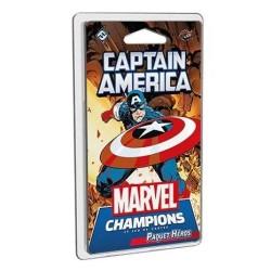 Marvel Champions le jeu de cartes - Captain America