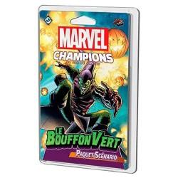 Marvel Champions le jeu de cartes - Le Bouffon Vert