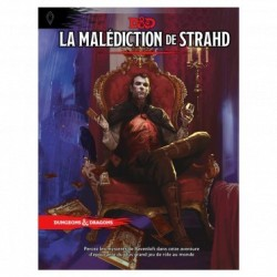 Dungeons & Dragons La Malédiction de Strahd