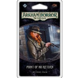 Arkham Horror LCG - Point of No Return