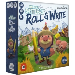 Imperial Settlers : Roll and Write (Fr)