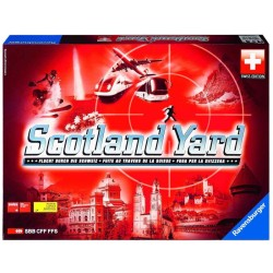 Scotland Yard Version Suisse
