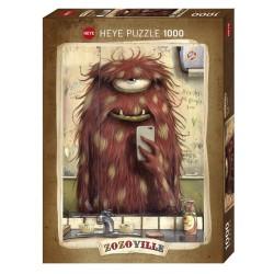 Puzzle 1'000 pièces - Zozo ville