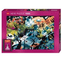 Puzzle 1'000 pièces - Tim Burton