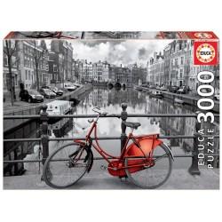 Puzzle 3'000 pièces - Amsterdam