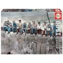 Puzzle 1'500 pièces - Déjeuner à New York