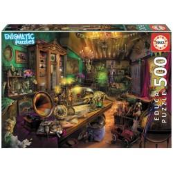 Puzzle 500 pièces - Enigmatic - Magasin d'antiquités