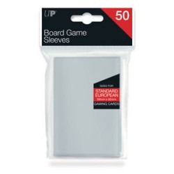 Ultra Pro European Board Game Sleeves 59 x 92 mm (50)