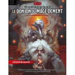 Dungeons & Dragons Le Donjon du Mage Dément