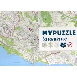 Puzzle 1000 pièces - MYpuzzle Lausanne