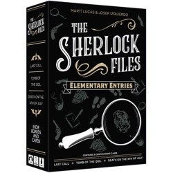 Q-System - The Sherlock Files : Elementary Entries - Last Call / Tomb of the Idol / Death on the 4th of July