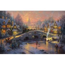Puzzle 1'000 pièces - Spirit of Christmas