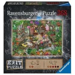 Escape Puzzle - Dans la serre