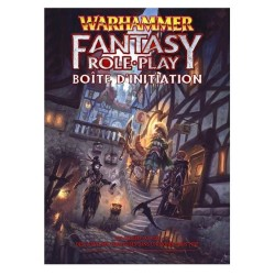Warhammer Fantasy Role Play - Boite d'initiation