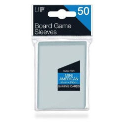 Ultra Pro Mini American Board Game Sleeves 41 x 63 mm (50)