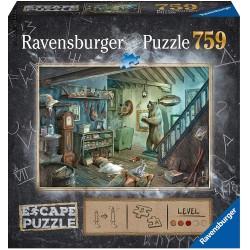 Escape Puzzle - Dans la cave de l'effroi