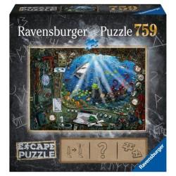 Escape Puzzle - Dans le sous-marin