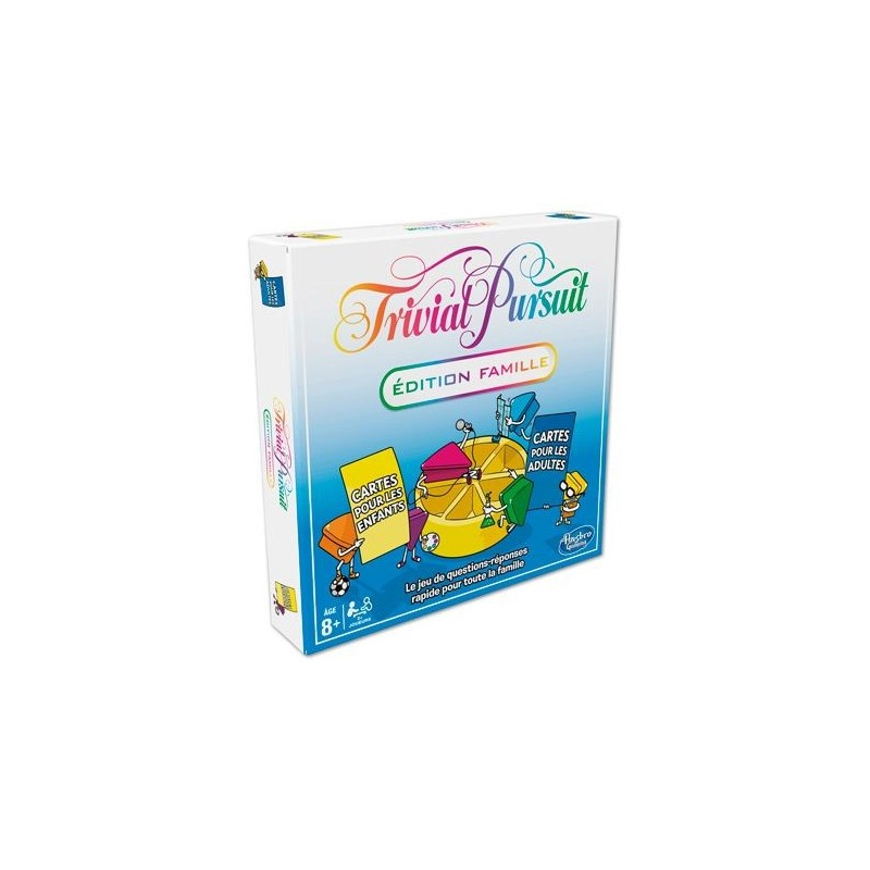 Trivial Pursuit Edition Famille