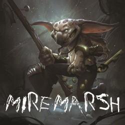 Miremarsh + Extensions : Fenlord / Landmarks / Board (légérement endommagé)
