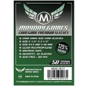 Clear Sleeves - Card Game Premium (50) - Mayday Games (63.5x88 mm)