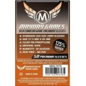 Clear Sleeves - USA Chimera Game Premium (50) - Mayday Games (57.5x89 mm)