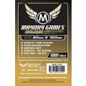 Clear Sleeves - Magnum Card (100) - Mayday Games (80x120 mm)