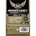 Clear Sleeves - Premium Card (80) - Mayday Games (65x100 mm)