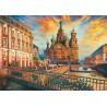 Puzzle 1'500 pièces - Saint-Petersbourg
