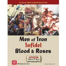 Men Of Iron, Infidel, Blood & Roses