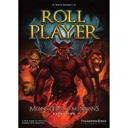 Roll Player - Monsters and Minions