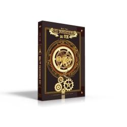 La BD dont vous êtes le héros - Les magiciens du fer