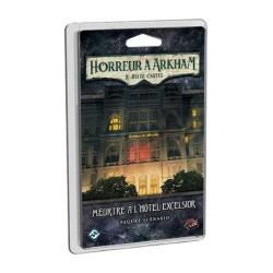 Horreur à Arkham JCE - Meurtre à l'Hôtel Excelsior