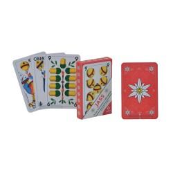 Cartes à jouer - Edelweiss