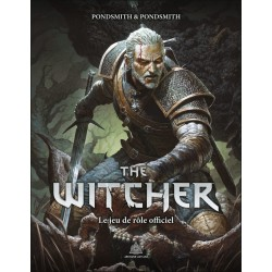 The Witcher le jeu de rôle