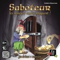 Saboteur : Les mineurs contre-attaquent !