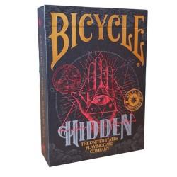 Carte à jouer - Bicycle Hidden 54 cartes