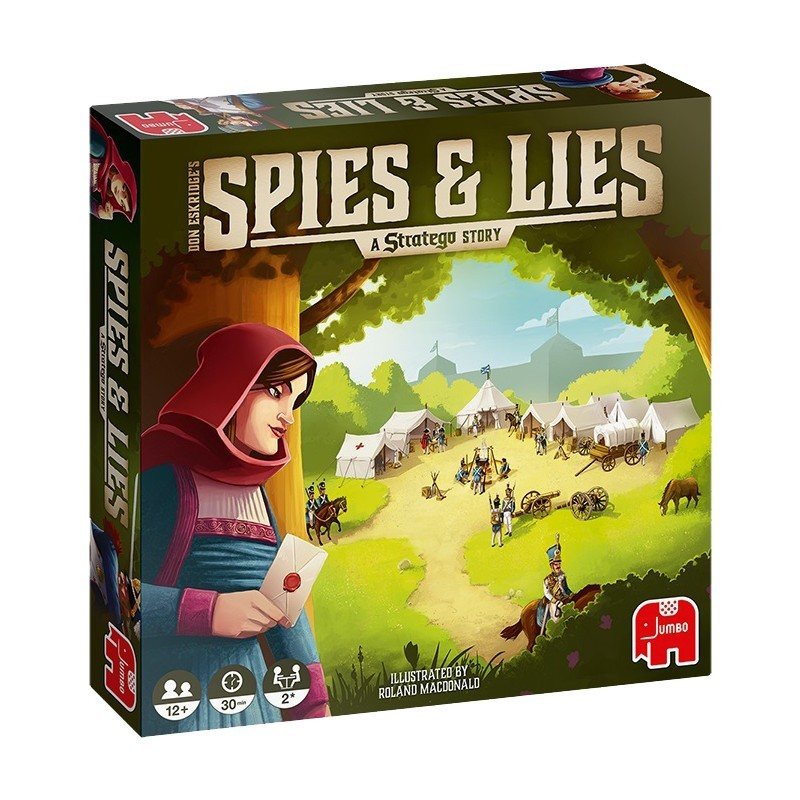 Spies and Lies (Fr)