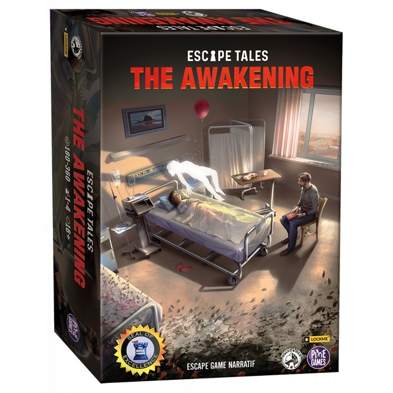 Escape Tales - The Awakening