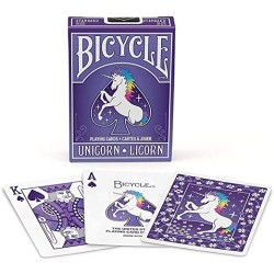 Carte à jouer - Bicycle Unicorn 54 cartes