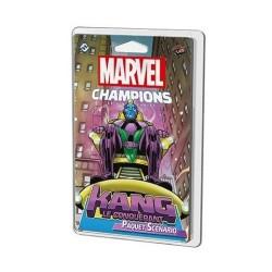 Marvel Champions le jeu de cartes - Paquet Scénario - Kang le Conquérant