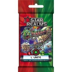 Star Realms - Deck de commandement - L'unité